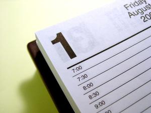 Planifícate. Haz un calendario de contenidos.