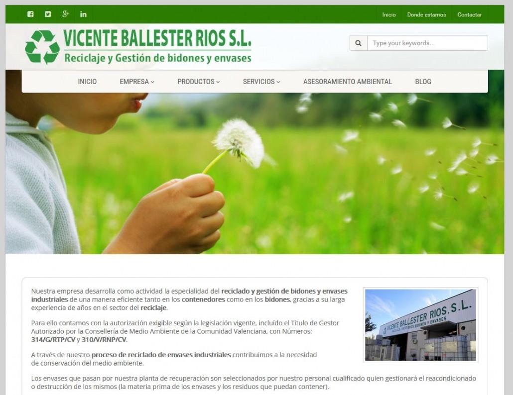 Vicente Ballester Rios SL