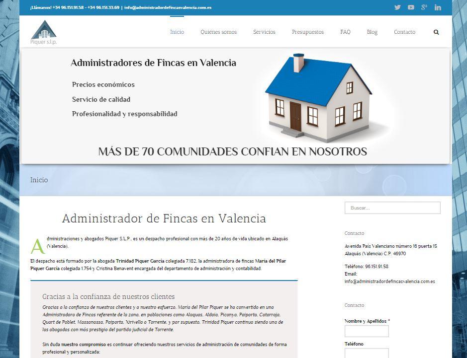 Administraciones & Abogados Piquer S.L.P.