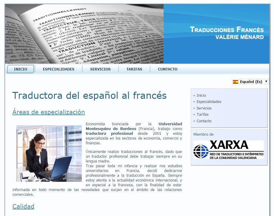 Traduccionesfrances.net